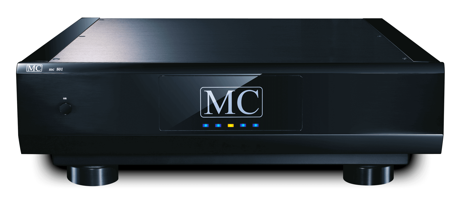mc 801 power amplifier mc music culture technology hifi made in germany. Black Bedroom Furniture Sets. Home Design Ideas