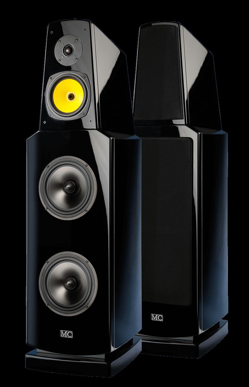 mc 331 Loudspeaker