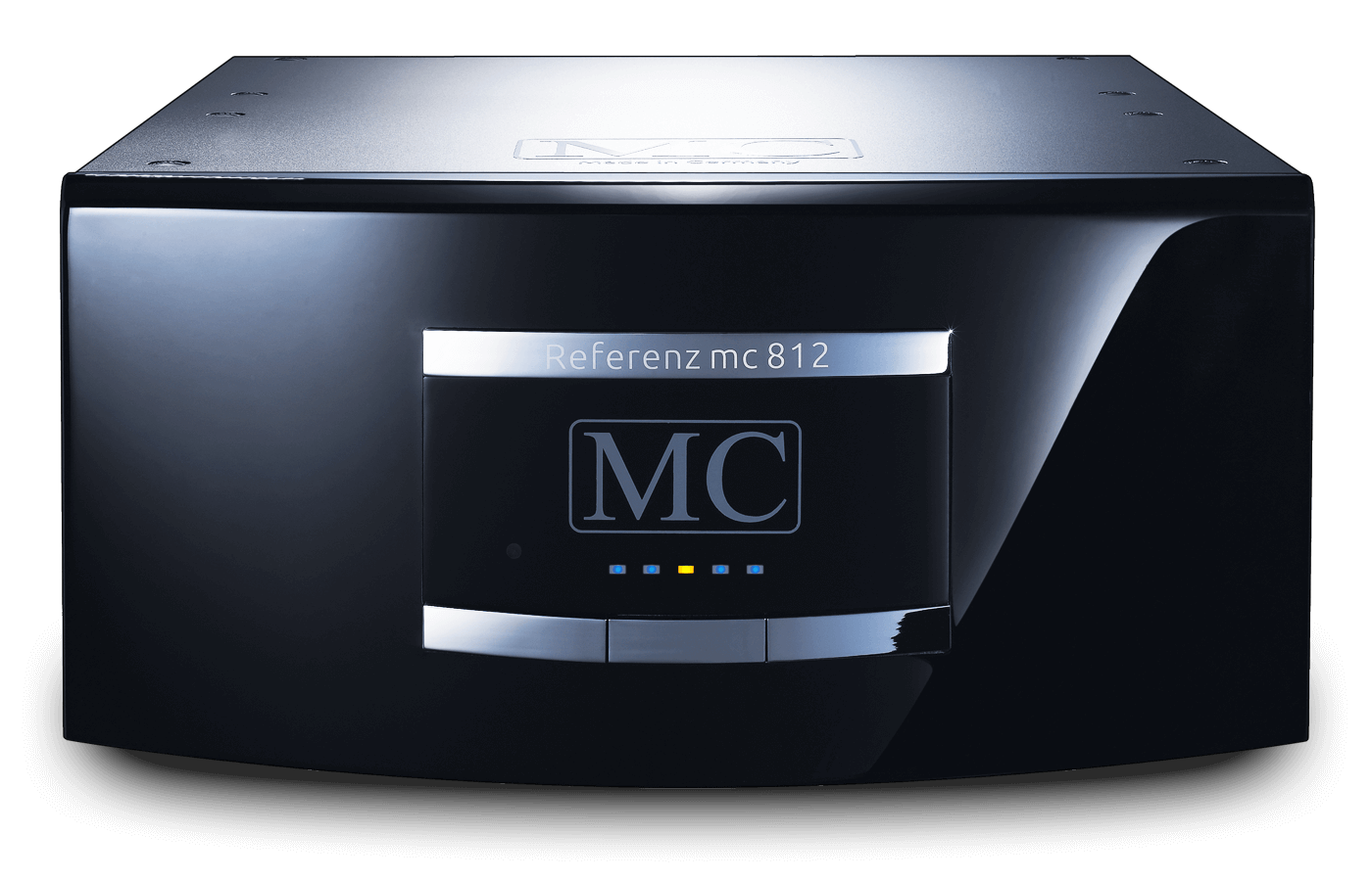 mc 812 power amplifier mc music culture technology hifi made in germany. Black Bedroom Furniture Sets. Home Design Ideas